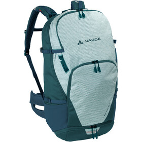 VAUDE Bike Alpin 32+5 Mochila, petroleum
